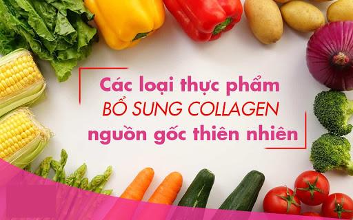 Collagen có nhiều trong thực phẩm nào?