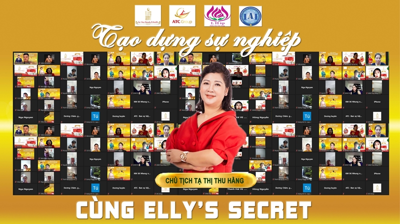 Ngày hội OPP - Tạo dựng sự nghiệp cùng Elly's Secret